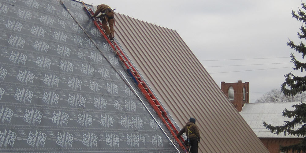 Commercial Roofing Systems | Overhead Roofing and Sheet Metal